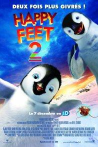 Affiche du film : Happy Feet 2