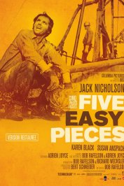background picture for movie Five easy pieces