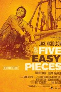 Affiche du film : Five easy pieces