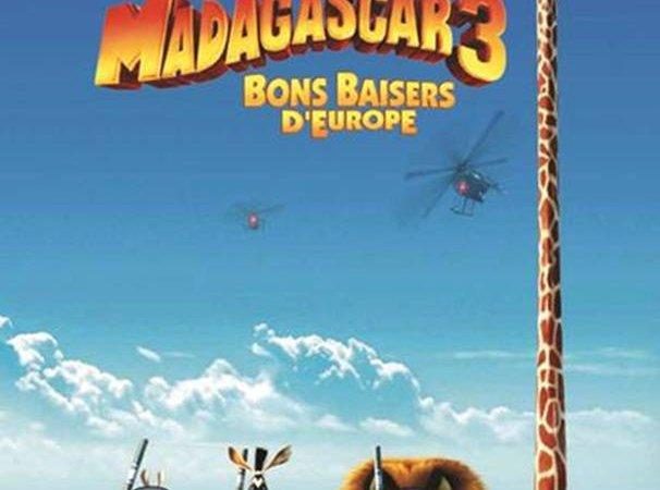 Photo du film : Madagascar 3 - Bons baisers d'Europe