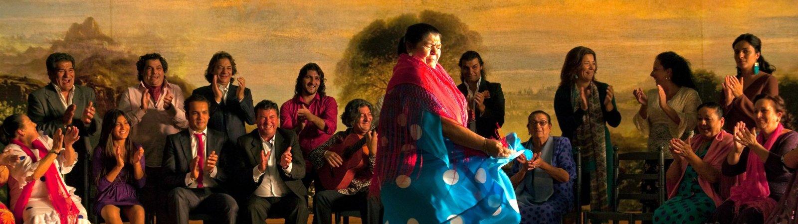 Photo du film : Flamenco Flamenco