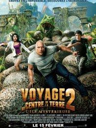 Affiche du film : Voyage au centre de la Terre II