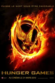 background picture for movie Hunger Games