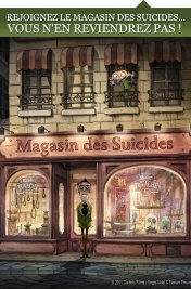Affiche du film : Le magasin des suicides