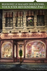Affiche du film : Le magasin des suicides