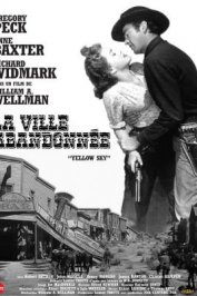 background picture for movie La ville abandonnee