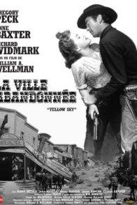 Affiche du film : La ville abandonnee