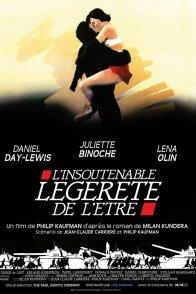 Affiche du film : L'insoutenable légéreté de l'être
