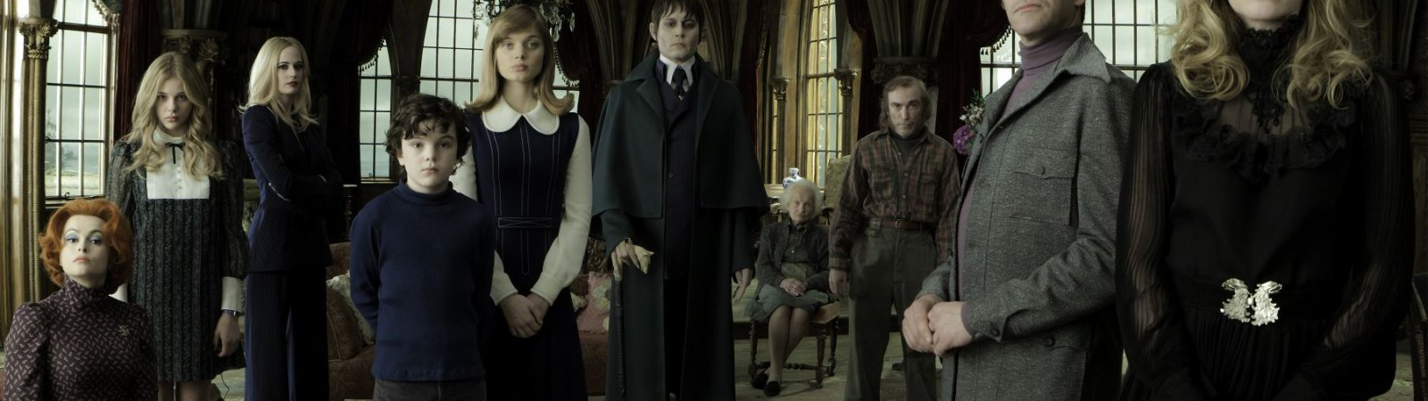 Photo du film : Dark Shadows