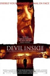 background picture for movie Devil inside