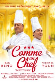 background picture for movie Comme un chef
