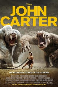 Affiche du film : John Carter