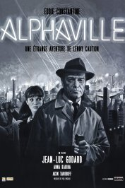 background picture for movie Alphaville