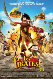 background picture for movie Les Pirates ! Bons à rien, mauvais en tout