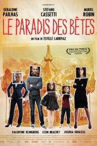 Affiche du film : Le paradis des bêtes