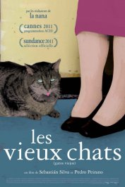 background picture for movie Les Vieux Chats