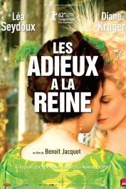 background picture for movie Les Adieux à la Reine