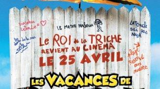 Affiche du film : Les Vacances de Ducobu
