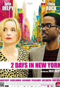 Affiche du film : 2 days in New-York