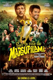 background picture for movie Sur la piste du Marsupilami