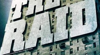 Affiche du film : The raid