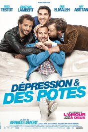background picture for movie Dépression et des Potes