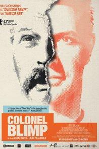 Affiche du film : Colonel Blimp, version restaurée