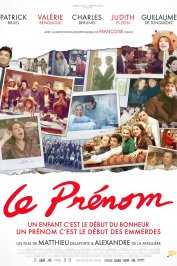 background picture for movie Le Prénom