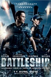 background picture for movie Battleship