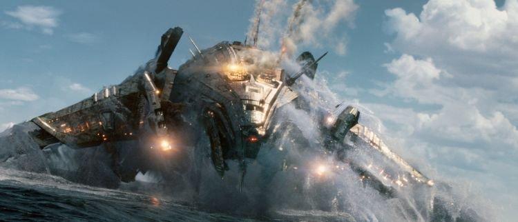 Photo du film : Battleship