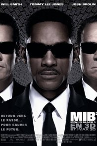 Affiche du film : Men in black 3