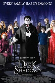 Affiche du film Dark Shadows