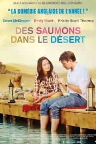 Affiche du film : Des saumons dans le désert
