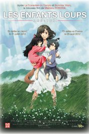 background picture for movie Les Enfants Loups, Ame & Yuki