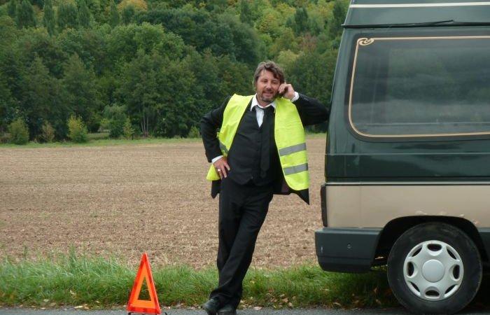 Photo du film : Adieu Berthe, l'enterrement de mémé