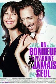 Affiche du film : Un bonheur n'arrive jamais seul