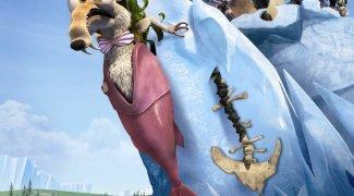 Affiche du film : L'âge de glace 4 : la Dérive des continents (3D)