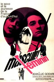 background picture for movie Masculin féminin