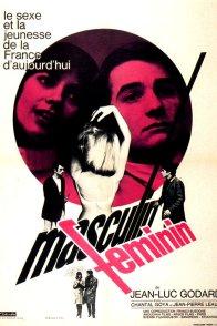Affiche du film : Masculin féminin