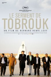 background picture for movie Le serment de Tobrouk
