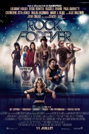 background picture for movie Rock Forever