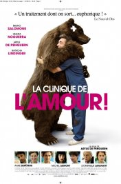 Affiche du film La clinique de l'amour