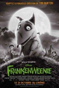 Affiche du film : Frankenweenie