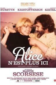 Affiche du film : Alice n'est plus ici