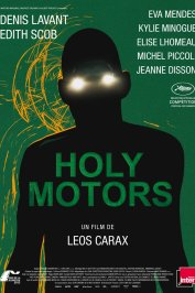background picture for movie Holy motors