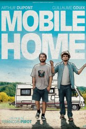 background picture for movie Mobile home
