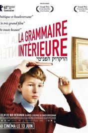 background picture for movie La Grammaire intérieure