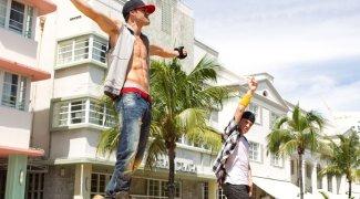 Affiche du film : Sexy dance 4 - Miami Heat
