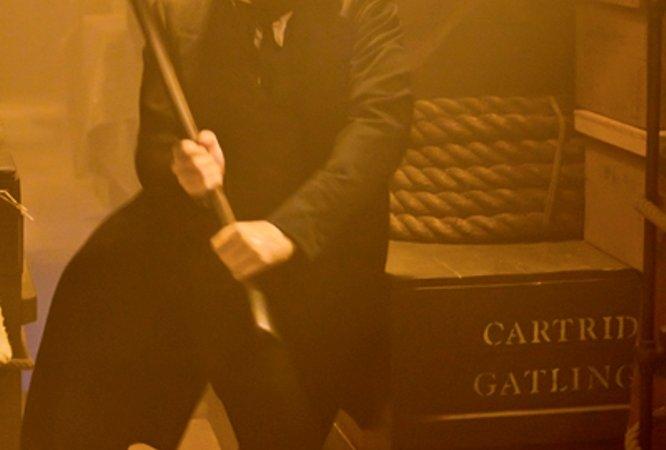 Photo du film : Abraham Lincoln: Chasseur de vampires