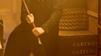 Affiche du film : Abraham Lincoln: Chasseur de vampires